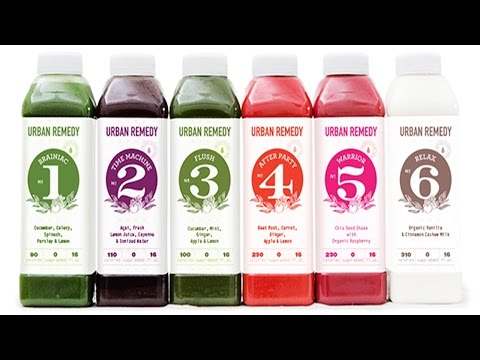 Urban Remedy Juice Cleanse Review