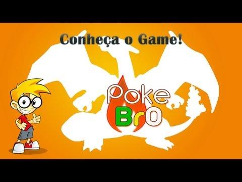 PokeBrO - Conheça mais sobre o game