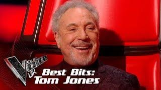 The Very Best Of Sir Tom Jones | The Voice UK 2018