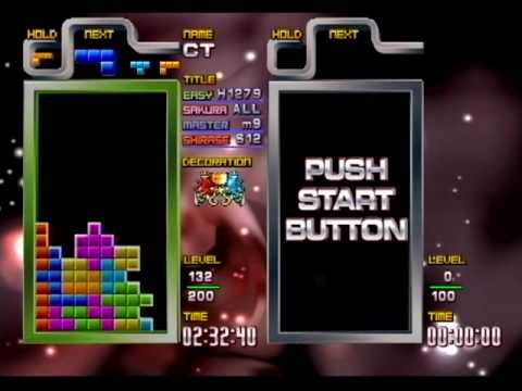 Tetris the Grandmaster 3 : Easy 1400
