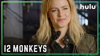 Here's Hulu's Six Word Synopsis With The 12 Monkey's Cast • 12 Monkeys on Hulu