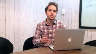 Freepik Designer's Testimonies - Adam Johnson