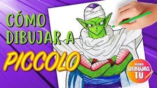 Co?mo dibujar a PICCOLO de Dragon Ball FighterZ - Dibujos Anime