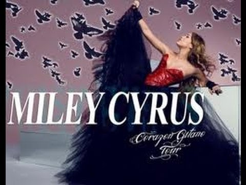 Miley Cyrus - the GYPSY HEART TOUR DVD 2011 HD (Part 1)