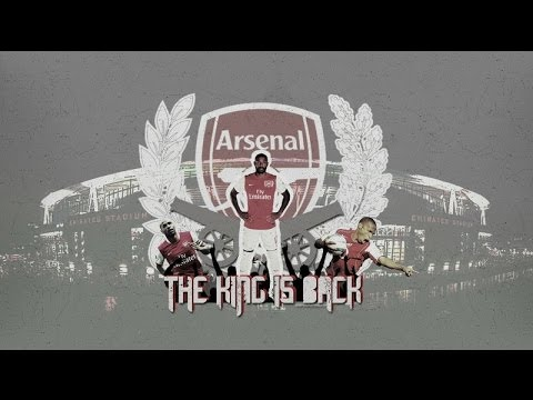 Thierry Henry - The King Of Arsenal