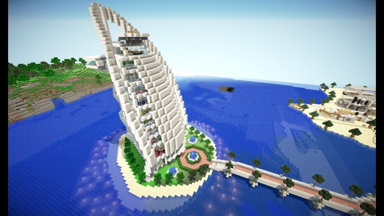 Minecraft Luxe Hotel Bukalah R