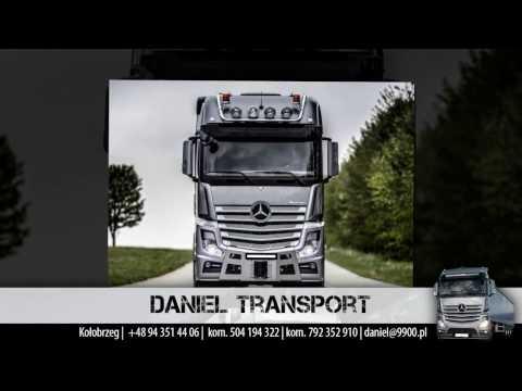Usługi Transportowe Plandeka Daniel Transport I Spedycja
