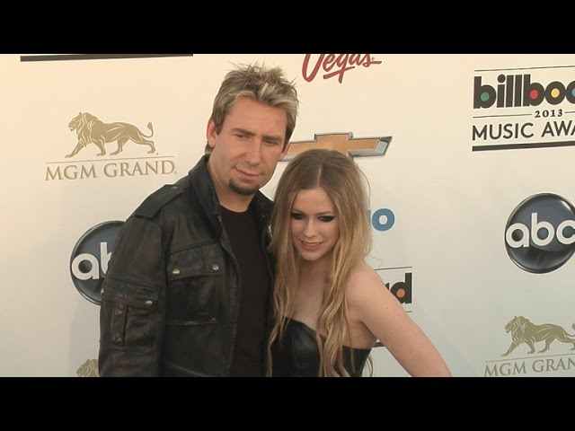 Avril Lavigne and Chad Kroeger Separate