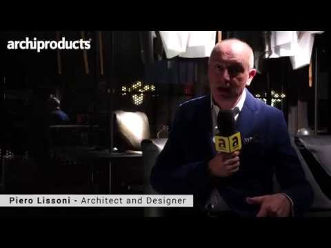 PORRO | Piero Lissoni | Archiproducts Design Selection - Salone del Mobile Milano 2015