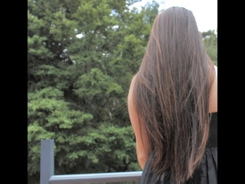 How to: Grow Your Hair Longer FASTER Healthier!
