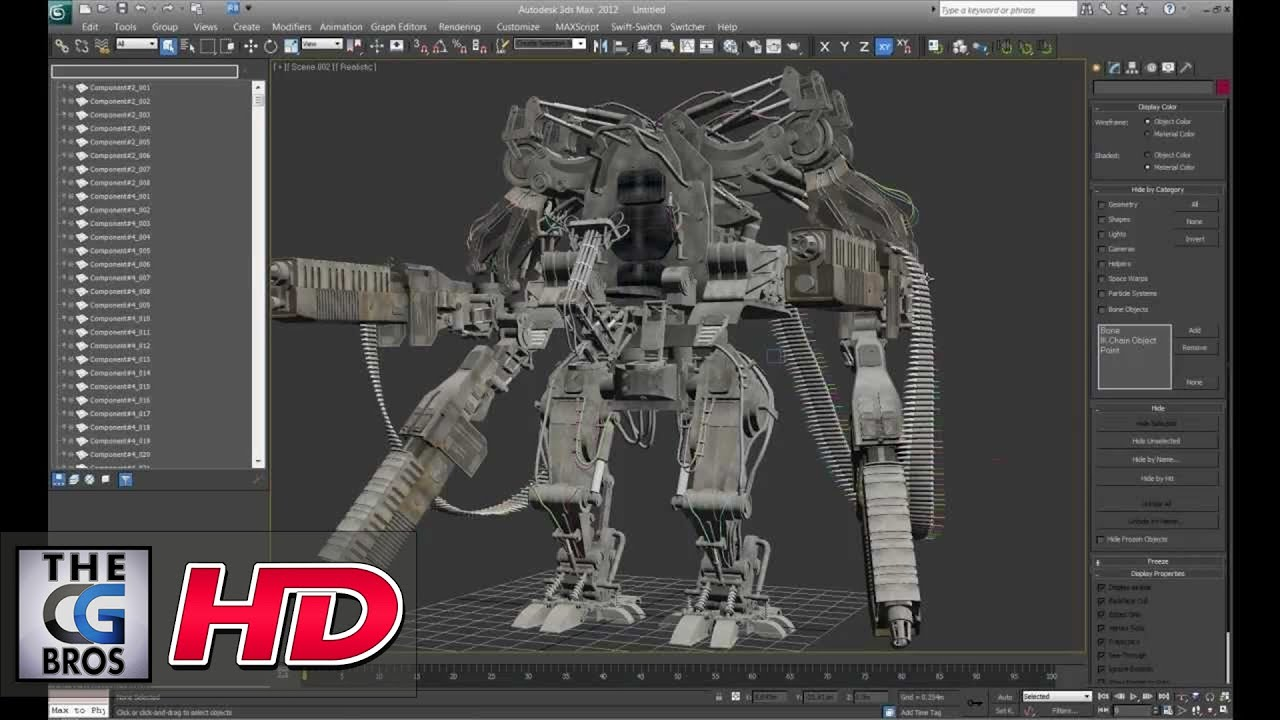 Google SketchUp to 3ds Max Tutorial (Basic) - YouTube