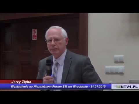 Jerzy Zięba - Wykład Na Forum Stwardnienia Rozsianego SM