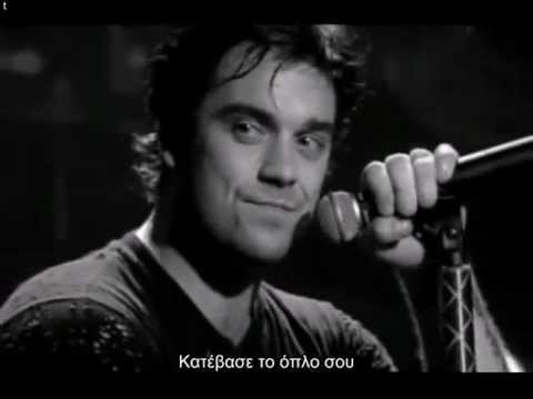 ROBBIE WILLIAMS - Me and my Monkey (Ελληνικοί υπότιτλοι) Music Videos