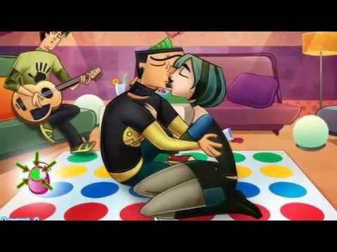мини игры аниме поцелуи: