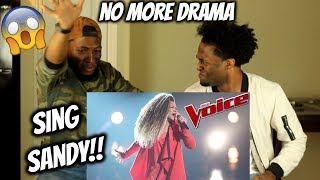 """SandyRedd Wows the Coaches with a Cover of """"No More Drama"""" - The Voice 2018 Live Playoffs Top 24"""