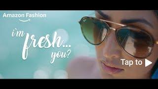 #FreshItUp with Amazon Fashion!