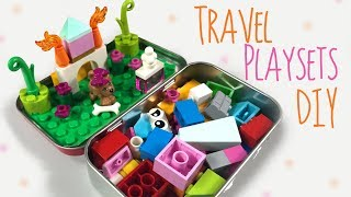 Travel Mini Playsets