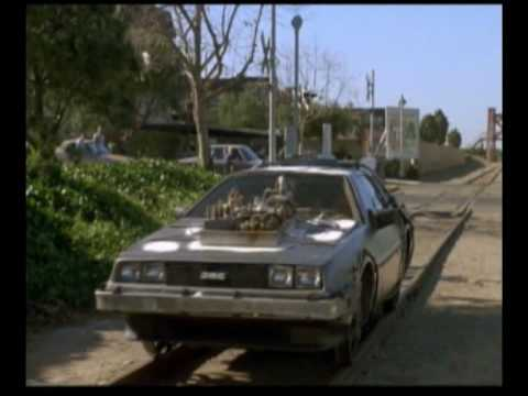 Back To The Future III Alternate Ending