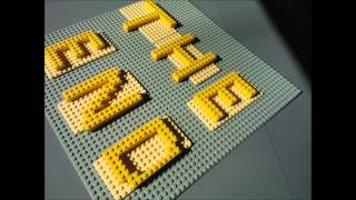 LEGO STOPMOTION Move or Remove