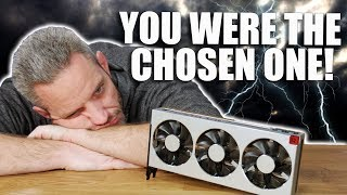 AMD Radeon VII... We NEED to talk