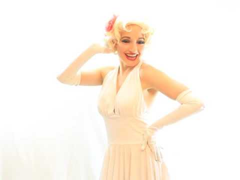 Showtime Singing Telegrams: Marilyn Monroe Impersonator