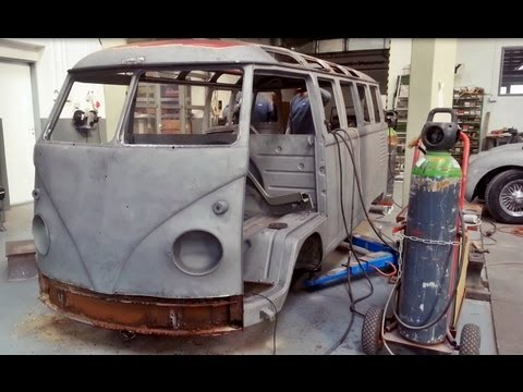 VW T1 Samba perfect restoration