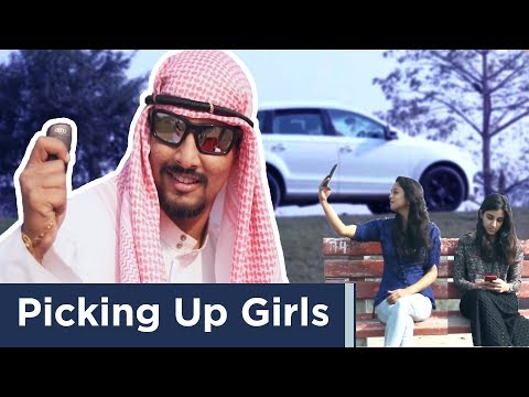 Picking Up Girl with Luxurious Car | Aashqeen