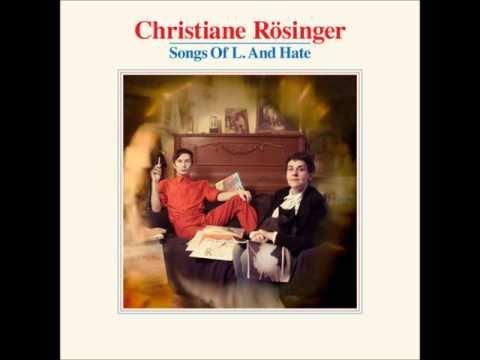 Christiane Rosinger - Sinnlos