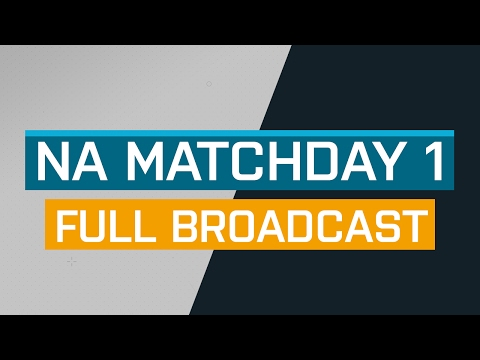 Full Broadcast - NA Matchday 1 B - ESL Pro League Season 5 - OpTic Selfless | NRG compLexity