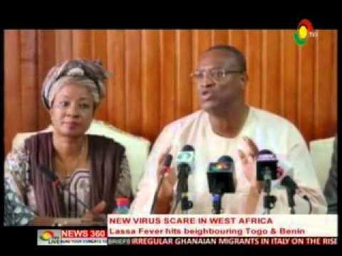 News360 - Ghana on high alert on new scare virus in West Africa - 1/4/2016