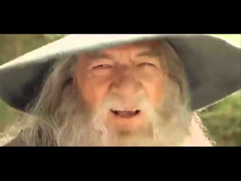 Gandalf vs James Murphy and Pat Mahoney