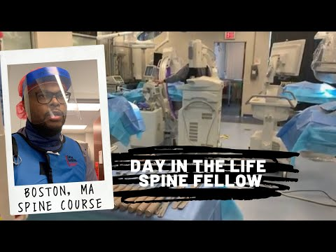 Day in the Life of a Spine Fellow