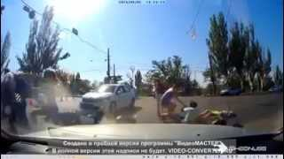 Los peores accidentes de motos / Motorcycle Crashes Compilation