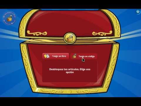 club penguin codigos reutizables 1000 monedas julio-agosto2013