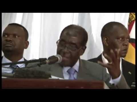 H.E. PRESIDENT OF ZIMBABWE-ROBERT G. MUGABE STATEMENT AT WORLD BEST TOURIST DESTINATION FOR 2014