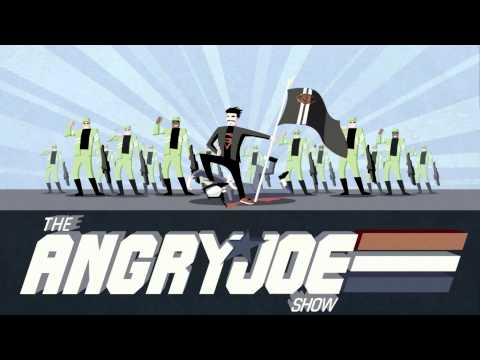 AngryJoeShow Channel Trailer!