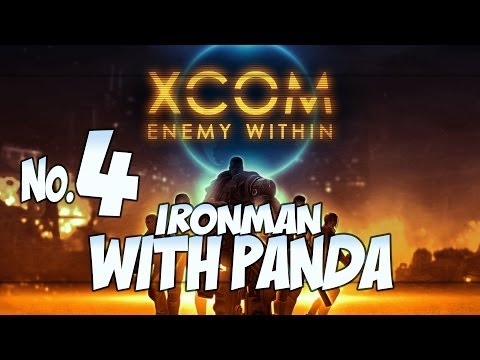 WTF Syimech?! - XCOM: Enemy Within #4 with Panda