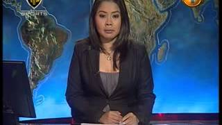 MTVsports Newsfirst 12 30PM News 23rd of October 2014