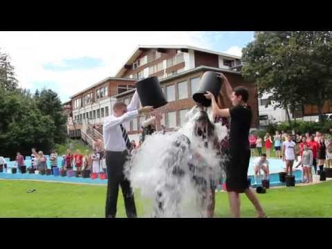 Les Roches Switzerland Ice Bucket Challenge