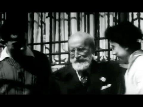 1968 Fallece en Madrid Ramón Menéndez Pidal a los 94 años - Breve Biografía