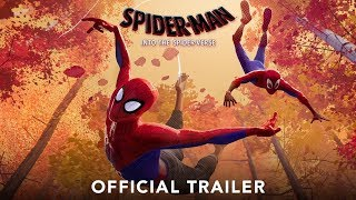 SPIDER-MAN: INTO THE SPIDER-VERSE - Official Trailer #1 [4K]