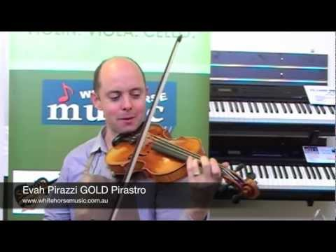 Which Violin String brand to buy? Review includes Evah Pirazzi Gold, Dominant, Obligato Pirastro...