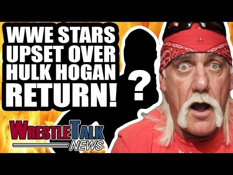 Backstage WWE FURY Over Hulk Hogan RETURN?! | WrestleTalk News July 2018
