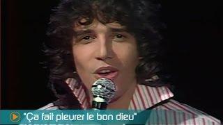 Watch Julien Clerc A Fait Pleurer Le Bon Dieu video