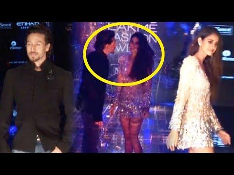 Tiger Shroff Saves Disha Patani From Almost Wardrobe Malfunction