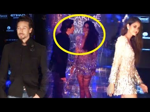 Tiger Shroff Saves Disha Patani From Almost Wardrobe Malfunction