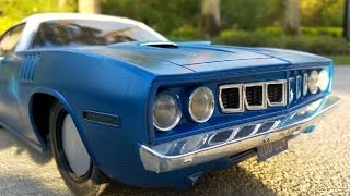 "Brady Bunch Cuda: ""Greg Buys A New Car"" (RC Video)"
