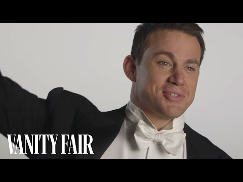 "Channing Tatum's Worst-Ever Costume ""The Devil's Condom"" 