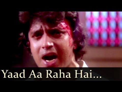Disco Dancer - Yaad Aa Raha Hai Tera Pyar Kahan Hum Kahan -...