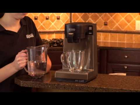Bunn Coffee Maker Initial Setup : hqdefault.jpg